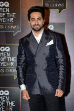 Ayushmann Khurrana at GQ men of the year 2015 on 26th Sept 2015