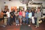 Celebs with the Core Team at the Muscle Talk Gymnasium launch in Chembur
