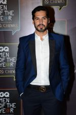 Dino Morea at GQ men of the year 2015 on 26th Sept 2015