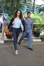 Kangana Ranaut returns from Lucknow on 27th Sept 2015