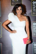Manasi Scott at GQ men of the year 2015 on 26th Sept 2015