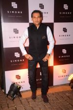 Marc Robinson at Simone anniversary in Mumbai on 26th Sept 2015