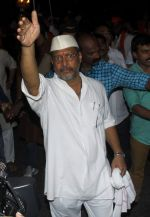 Nana Patekar_s Ganpati Visarjan on 27th Sept 2015  (19)_5608efe285966.JPG