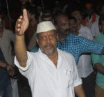 Nana Patekar_s Ganpati Visarjan on 27th Sept 2015  (20)_5608efe43b65a.JPG