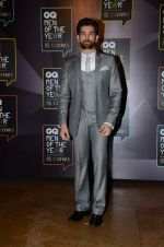 Neil Mukesh at GQ men of the year 2015 on 26th Sept 2015