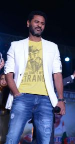 Prabhu Deva at Singh is Bling promotions in Delhi on 27th Sept 2015