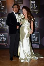 Pria Kataria Puri at GQ men of the year 2015 on 26th Sept 2015