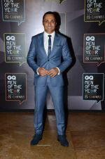 Rahul Bose at GQ men of the year 2015 on 26th Sept 2015