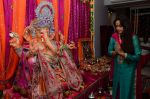 Shweta Pandit at Neil Mukesh_s Ganpati Visarjan on 27th Sept 2015 (36)_5608f09a2f7b3.JPG