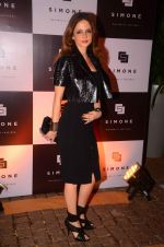 Sussanne Khan at Simone anniversary in Mumbai on 26th Sept 2015
