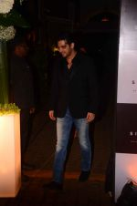 Zayed Khan at Simone anniversary in Mumbai on 26th Sept 2015