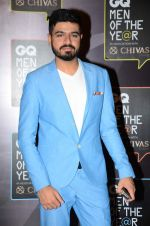 at GQ men of the year 2015 on 26th Sept 2015