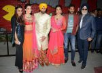 Akshay Kumar, Amy Jackson, Lara Dutta, Prabhu Deva at JJ Valaya Singh in Bling fashion show on 28th Sept  2015