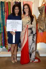 Elli Avram at Satya Paul store in Palladium on 28th Sept 2015