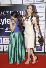 Malaika Arora Khan, Suzanne Khan at Femina Style Diva finals in Lalit Hotel on 28th Sept 2015