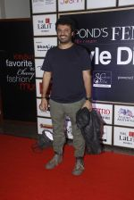 Vikas Bahl at Femina Style Diva finals in Lalit Hotel on 28th Sept 2015