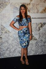 Anushka Ranjan at Koovs Pankaj Nidhi launch in Cafe Zoye on 29th Sept 2015