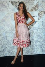 Athiya Shetty at Koovs Pankaj Nidhi launch in Cafe Zoye on 29th Sept 2015