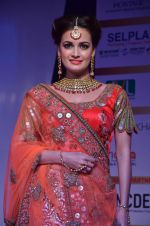 Dia Mirza at Globoil awards in Renaissance Powai on 29th Sept 2015