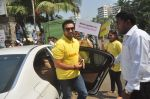 Raj Kundra at World Heart day celebrations in Carter Road on 29th Sept 2015