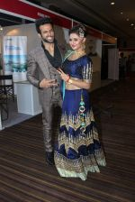 Rashmi Desai at Globoil awards in Renaissance Powai on 29th Sept 2015