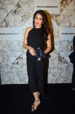 Sagarika Ghatge at Koovs Pankaj Nidhi launch in Cafe Zoye on 29th Sept 2015