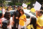 Shilpa Shetty at World Heart day celebrations in Carter Road on 29th Sept 2015