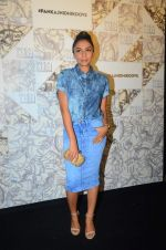 Shweta Salve at Koovs Pankaj Nidhi launch in Cafe Zoye on 29th Sept 2015