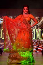 Tina Dutta at Globoil awards in Renaissance Powai on 29th Sept 2015 (60)_560b8f048a4fe.JPG