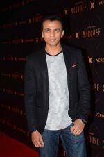Abhijeet Sawant at unveiling of Vero Moda_s limited edition Marquee on 30th Sept 2015 (178)_560ce98012427.JPG