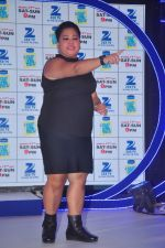 Bharti Singh at Zee Tv launches its new show I Can Do It with Farhan and Gauhar at Marriott on 30th Sept 2015 (73)_560ceb7a99f0d.JPG