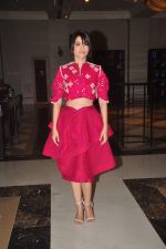 Gauhar Khan at Zee Tv launches its new show I Can Do It with Farhan and Gauhar at Marriott on 30th Sept 2015 (104)_560cebe229ac7.JPG