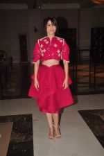 Gauhar Khan at Zee Tv launches its new show I Can Do It with Farhan and Gauhar at Marriott on 30th Sept 2015 (105)_560cebe3886d7.JPG