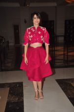 Gauhar Khan at Zee Tv launches its new show I Can Do It with Farhan and Gauhar at Marriott on 30th Sept 2015 (106)_560cebe49cdd7.JPG