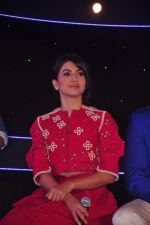Gauhar Khan at Zee Tv launches its new show I Can Do It with Farhan and Gauhar at Marriott on 30th Sept 2015 (120)_560cebf7def45.JPG