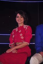 Gauhar Khan at Zee Tv launches its new show I Can Do It with Farhan and Gauhar at Marriott on 30th Sept 2015 (121)_560cec259292c.JPG