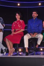 Gauhar Khan at Zee Tv launches its new show I Can Do It with Farhan and Gauhar at Marriott on 30th Sept 2015 (124)_560cebfbd7c23.JPG