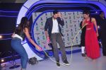 Gauhar Khan at Zee Tv launches its new show I Can Do It with Farhan and Gauhar at Marriott on 30th Sept 2015 (135)_560cec0c8a734.JPG