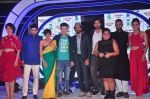 Gauhar Khan, Farhan Akhtar, Mandira Bedi at Zee Tv launches its new show I Can Do It with Farhan and Gauhar at Marriott on 30th Sept 2015 (58)_560cec32f1cf8.JPG