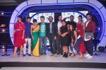 Gauhar Khan, Farhan Akhtar, Mandira Bedi at Zee Tv launches its new show I Can Do It with Farhan and Gauhar at Marriott on 30th Sept 2015 (62)_560cec33e191d.JPG