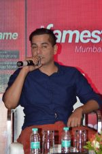 Gaurav Gera at Fame Digital launches Famestars Live in Novotel on 30th Sept 2015 (17)_560ced0122025.JPG