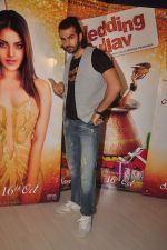 Karan Grover at Wedding Pulav Promotions on 30th Sept 2015