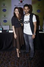 Kunal Khemu, Soha Ali Khan at Malaysian Palm Oil Council Press Meet on 30th Sept 2015
