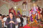Shatrughna Sinha at Ganesh Puja on 30th Sept 2015