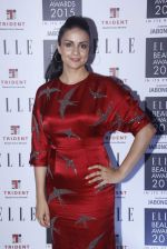 Gul Panag at Elle Beauty Awards  in Trident, Mumbai on 1st Oct 2015