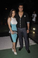 Lucky Morani, Mohammed Morani at Soda Bottle Opener Wala restaurant launch on 1st Oct 2015