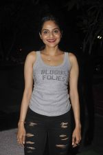 Madhoo Shah at Soda Bottle Opener Wala restaurant launch on 1st Oct 2015