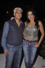 Pooja Bedi at Soda Bottle Opener Wala restaurant launch on 1st Oct 2015
