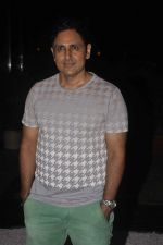 Pravin Dabas at Soda Bottle Opener Wala restaurant launch on 1st Oct 2015