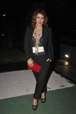 Pria Kataria Puri at Soda Bottle Opener Wala restaurant launch on 1st Oct 2015